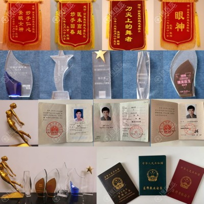 北京丽星翼美医生资质和荣誉