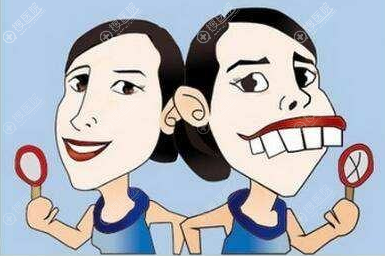 骨性龅牙做正颌手术改善效果