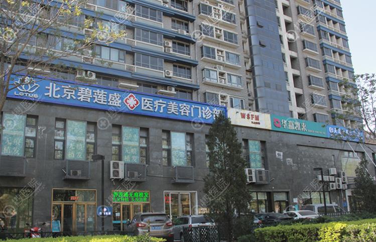 北京碧莲盛植发