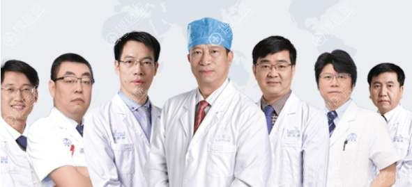 北京植发医生团队