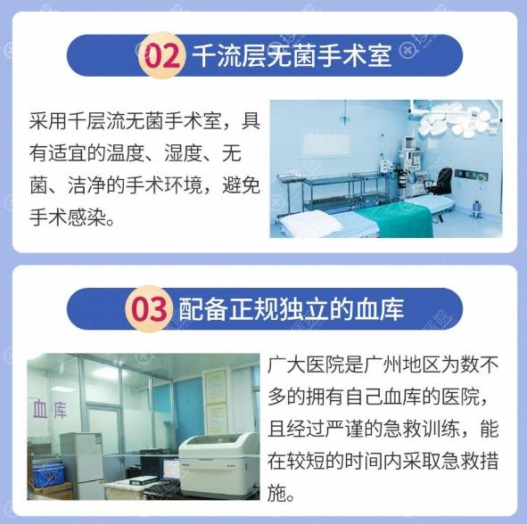 广州广大整形医院具备四级颌面整形资质